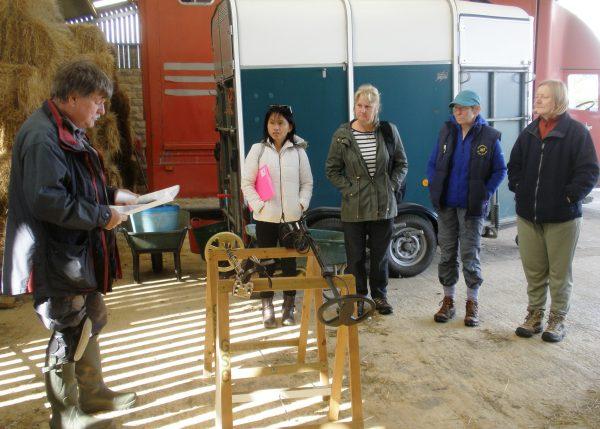 metal detector training