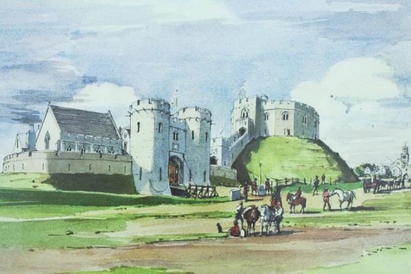 Fotheringay Castle
