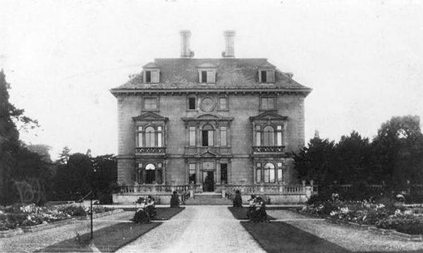 Thorpe Hall