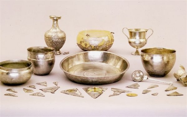 Peterborough History - Water Newton Hoard