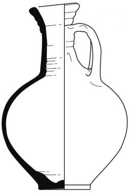 Ring-neck Flagon