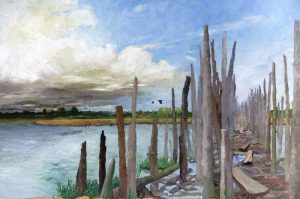 Impression of Flag Fen
