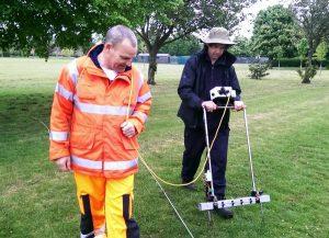 resistivity survey training