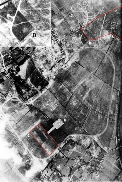 Luftwaffe aerial photo - Northstowe