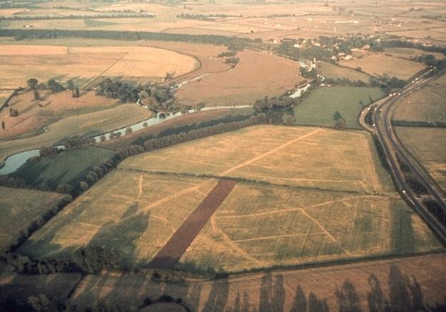 Durobrivae - Aerial View