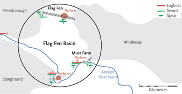 Must Farm and the Flag Fen Basin