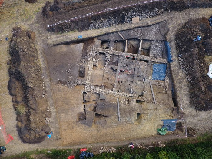 nassington dig 31 aug 2017