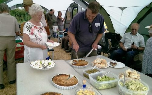 Roman Feast at the Nassington excavation