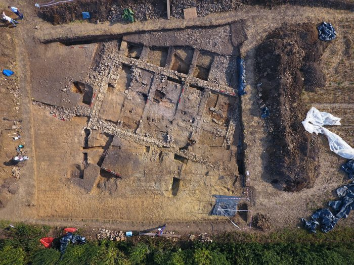 Nassington dig 02 sept 2017