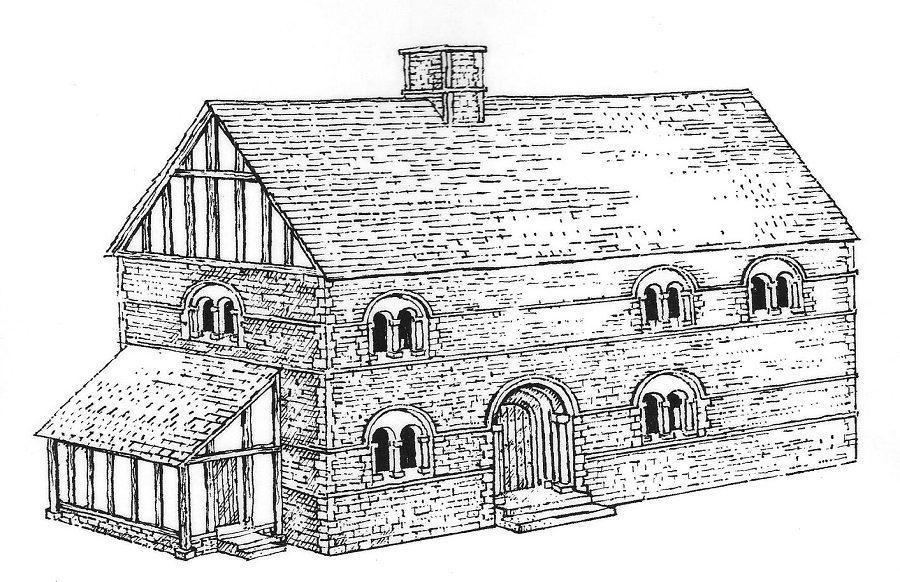 Torpel Manor Reconstruction