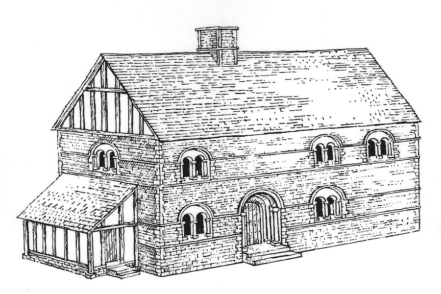 Torpel Manor Reconstruction