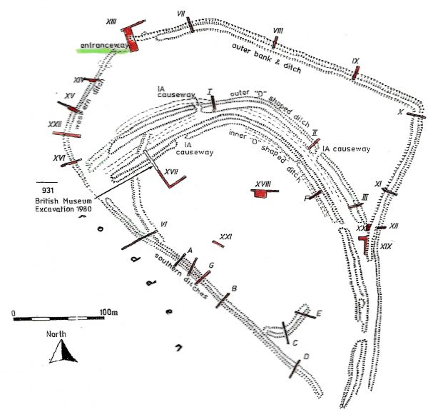 Stonea Camp Plan