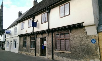 Peterborough Cumbergate 15th Century Building