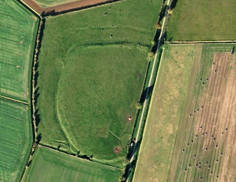 borough fen iron age fort