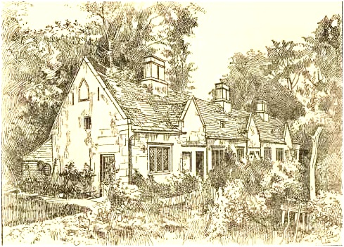 andrew percival - cottages