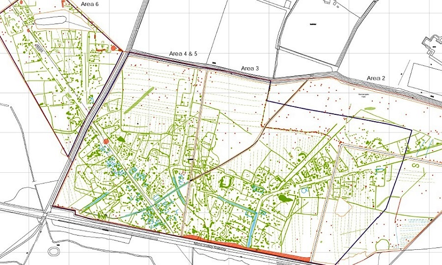 normangate field geophysical survey 2018 - durham university