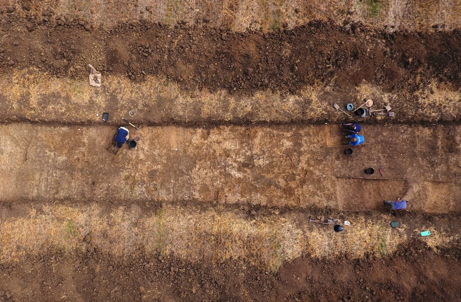 Nassington Excavation - 2018