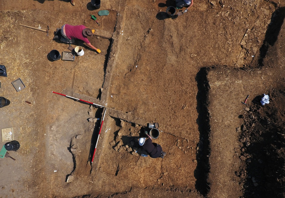 nassington excavation - trench12 - 31aug2018