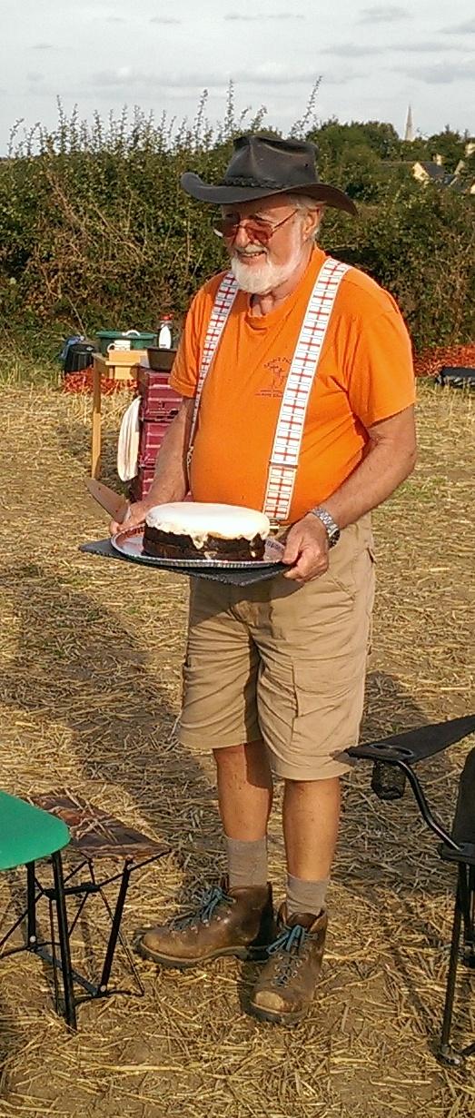 Armagnac Cake