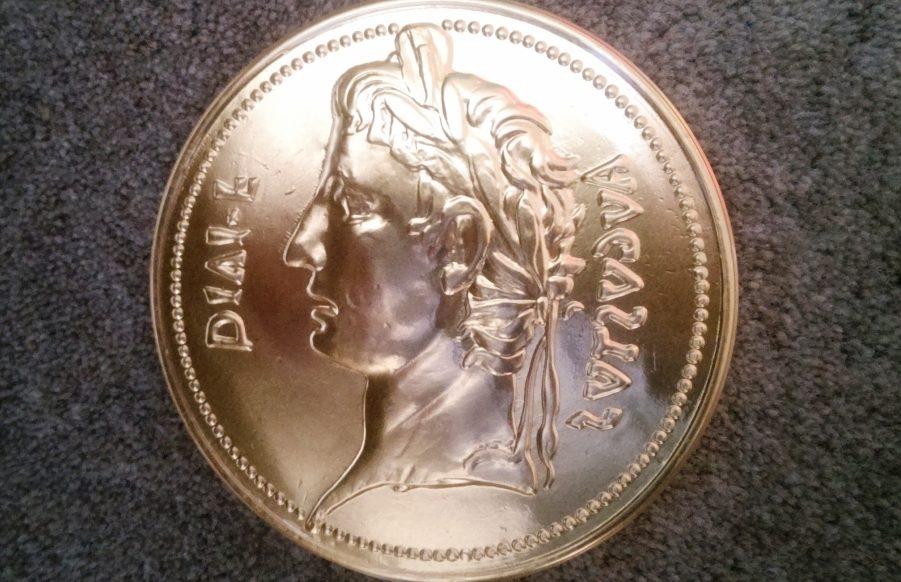 Replica Roman Gold Coin