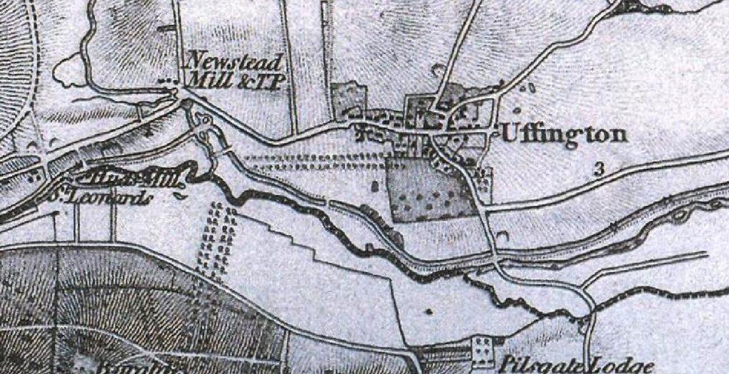 stamford canal - uffington