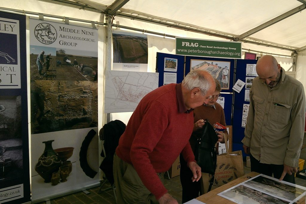 FRAG and Nene Valley Archaeological Trust and MidNAG