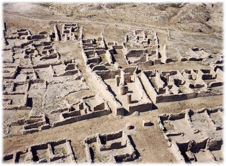 Archaeology of Bahrain - Saar