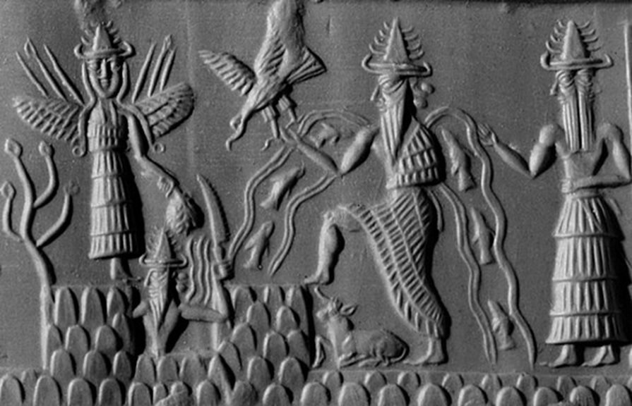 Archaeology of Bahrain - The Sumerian creation story of Enki and Ninhirsag