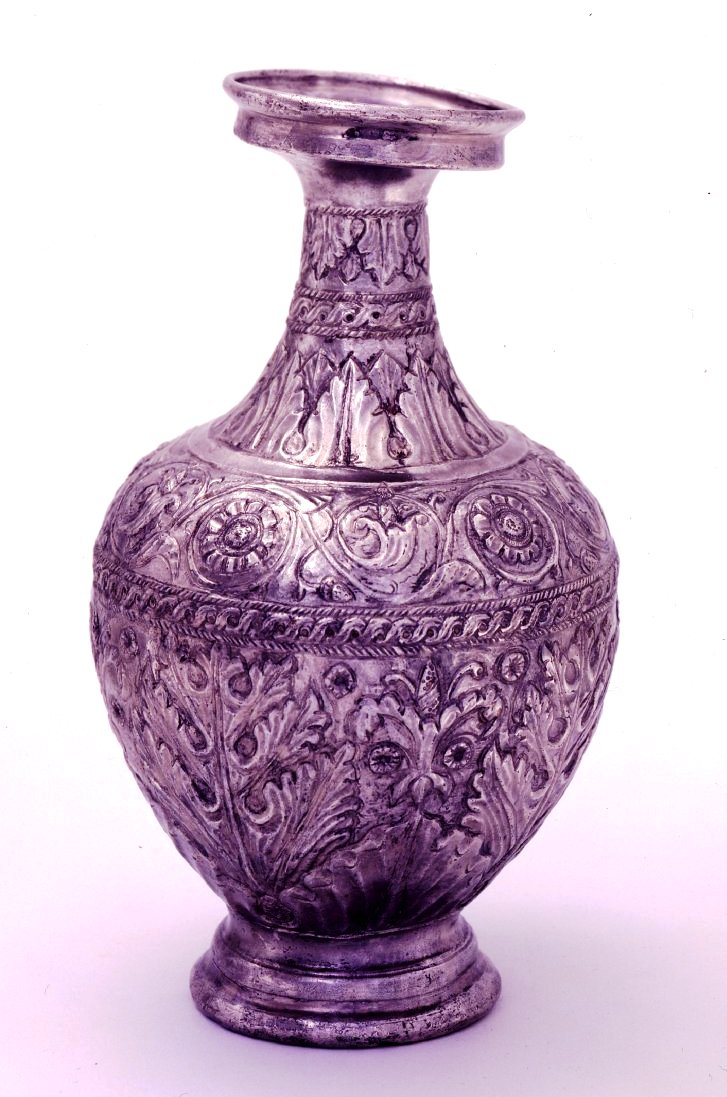 water newton treasure - decorated jug