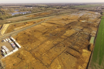 roman distribution centre - a14
