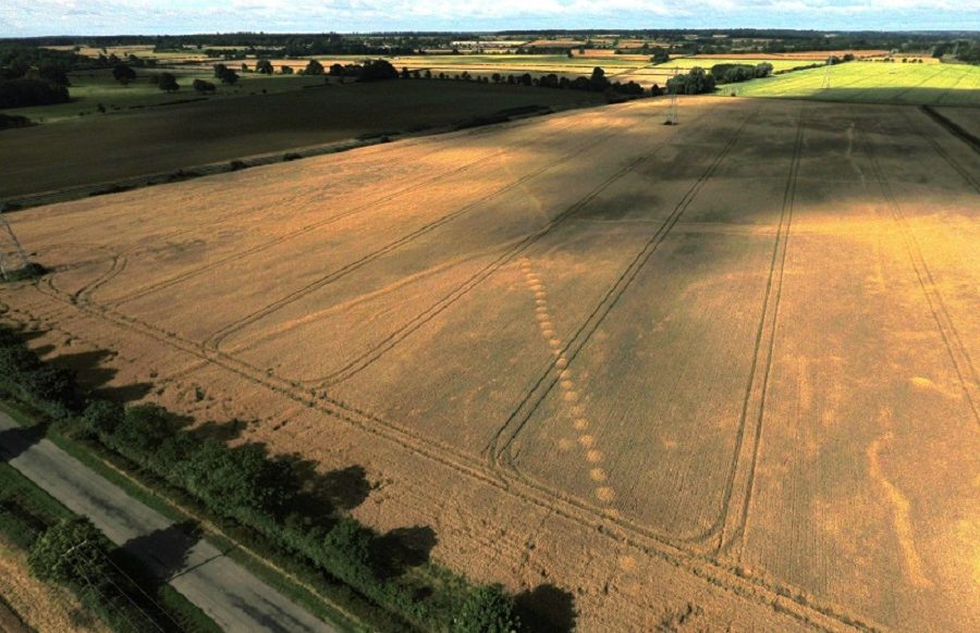 Bronze Age Bainton