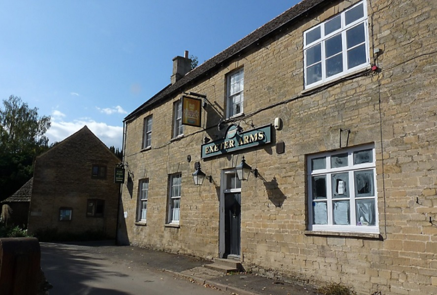 exeter arms helpston