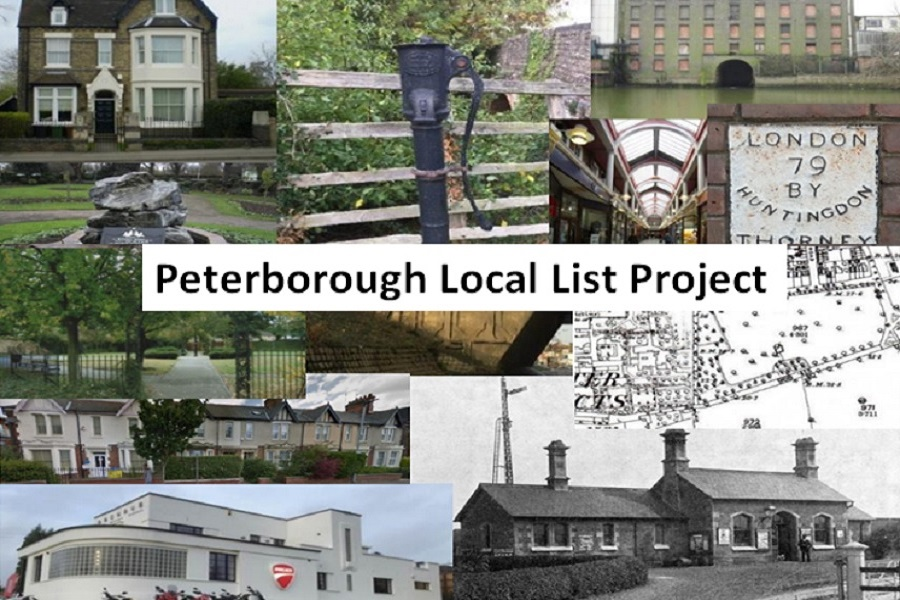 Peterborough Local List Project