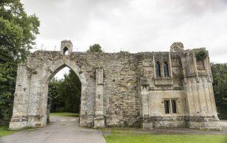 ramsey abbey