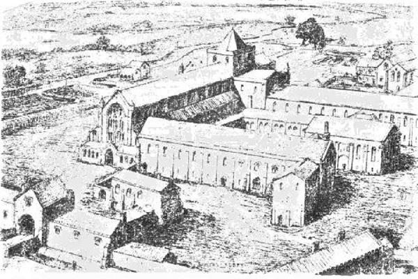 sawtry abbey