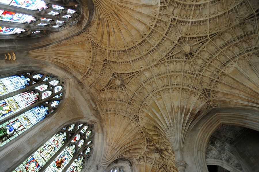 Peterborough Cathedral New Building